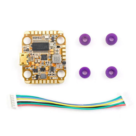Helio Spring IMU-F MINI Flight Controller (32KHz, OSD, ButterFlight)