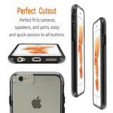 iPhone 6s Case, Dual Layer Soft Flexible Interior TPU