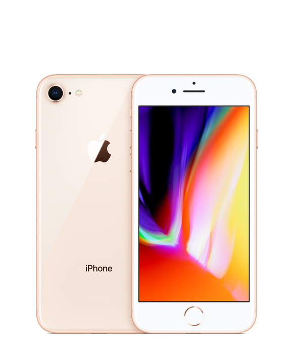 Gold iPhone 8 64GB Unlocked