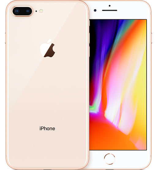 iPhone 8+Gold, AT&T, 64 GB