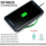 iPhone 8 QI Fast Wireless charger
