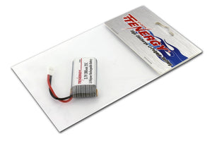 Tenergy 3.7V 380mAh 25C LiPO Battery for Hubsan X4 (H107C, H107L, H107D)