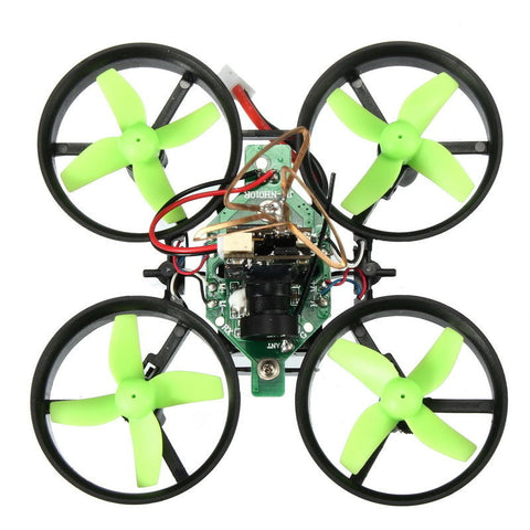 Eachine E010C Micro FPV Racing Quadcopter Drone With CMOS Camera 45C Battery