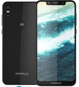 Motorola One Android 64GB Black Carrier Unlocked