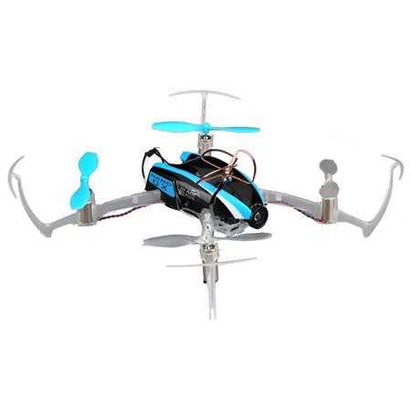Blade Nano QX BNF Quadcopter with FPV 720p Camera