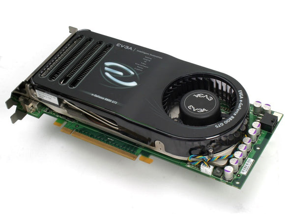 Nvidia EVGA e-GeForce 8800 GTS 320mb