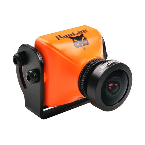 RunCam OWL 2 700TVL 5-36V 0.0001 Lux FOV 150 PAL NTSC for Drone Quadcopter (Orange)