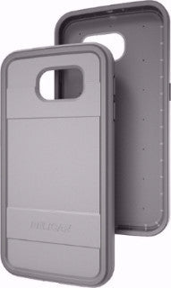 Pelican Protector Case for Samsung Galaxy S7 (Gray, Dark Gray)
