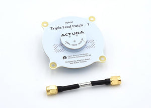 TRIPLE FEED PATCH Antenna