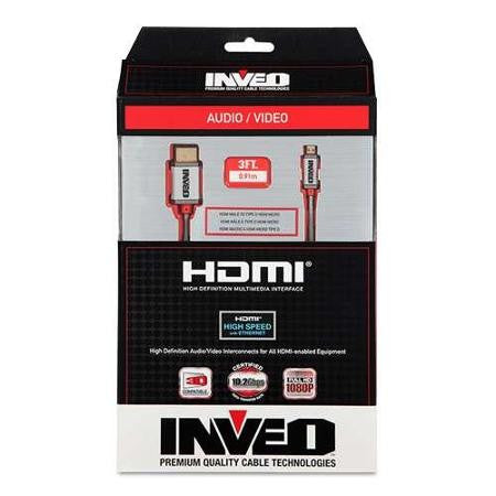 Inveo High-Speed HDMI Cable