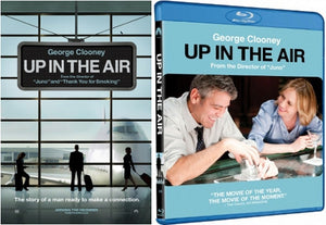 "George Clooney: ""Up In The Air"" Blu-Ray"