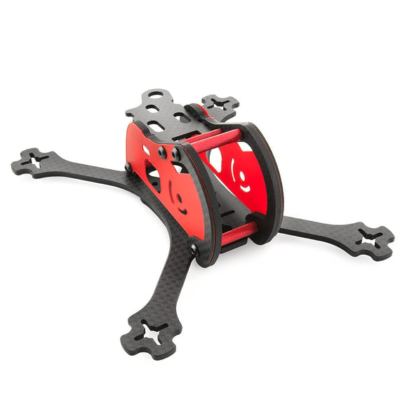 QAV-CODERED Mini FPV Quadcopter 3
