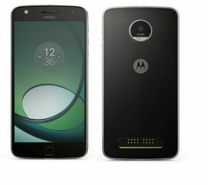 Motorola Moto Z Play - 32GB - Black (Unlocked) Smartphone
