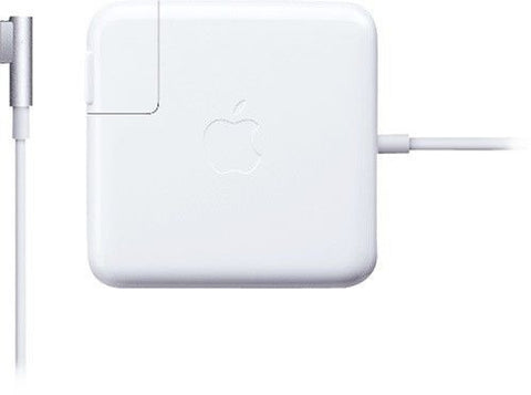 Apple - MagSafe 60W Power Adapter for MacBook & Macbook Pro - White