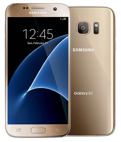 Samsung Galaxy S7 Gold Platinum 32GB Unlocked - Grade B