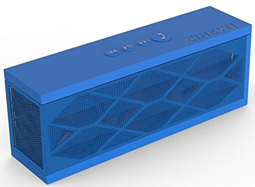 Bluetooth Speaker ,CINEYO Ultra-Portable Wireless Bluetooth Speakers, With Microphone