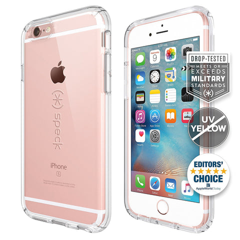 Speck CandyShell Case for iPhone 6 Plus /6s Plus - Clear