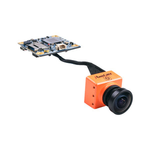 Runcam Split Orange FPV + HD Camera 1080P DVR