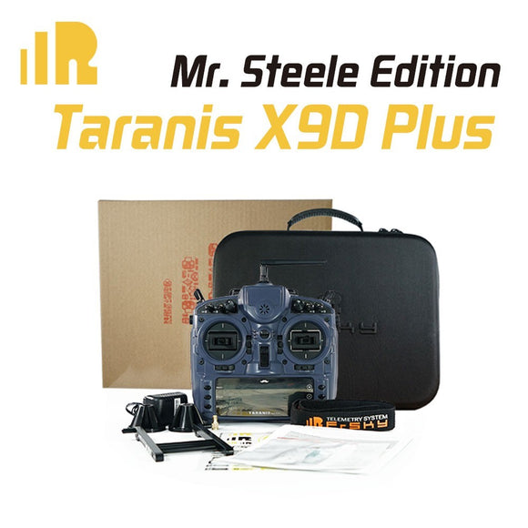FrSky Taranis X9D Plus Radio Mr. Steele Edition
