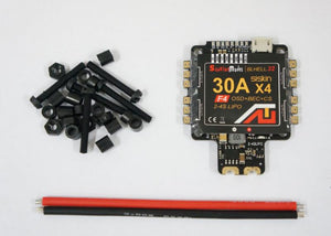 SUNRISE BLHELI-32 30A 4IN1 ESC AND F4 FC AIO