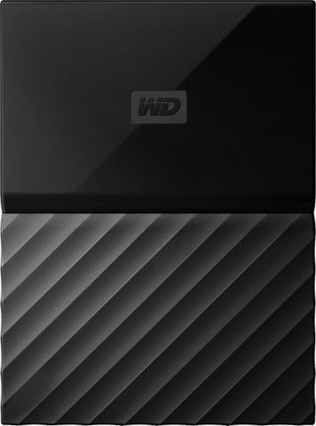 WD - My Passport for Mac 1TB External USB 3.0 Portable Hard Drive