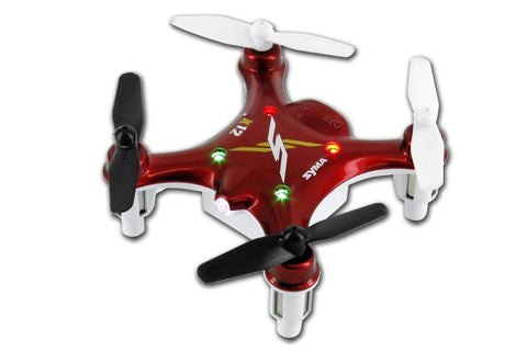 Syma X12 Mini Nano 6-Axis Gyro 4 Channel RC Quadcopter