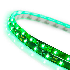 Green LED Strip W/ Adhesive Back (1Meter)