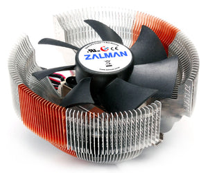 ZALMAN CNPS7000C-AlCu 2 Ball CPU Cooler