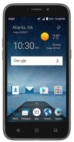 "ZTE Maven 3 Z835 AT&T Unlocked 4G lte 8GB 5"" 5MP Android 7.1 Cellular Phone"