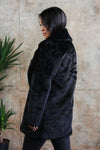 Dalina Faux Fur Coat