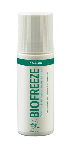 Biofreeze - 3 Oz Roll-On Professional Version - MedixSource