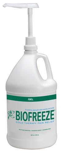 Biofreeze - 1 Gallon Professional Version - MedixSource