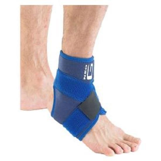 Neo G Unisex Ankle Support with Figure Of Eight Strap - Universal Size - MedixSource