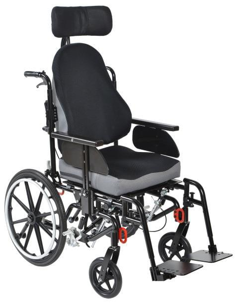 Kanga Adult Folding Tilt-in-Space Wheelchair - MedixSource