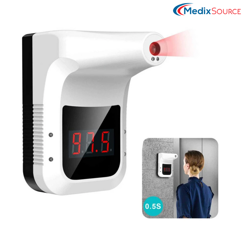 MedixSource Wall Mounted Thermometer