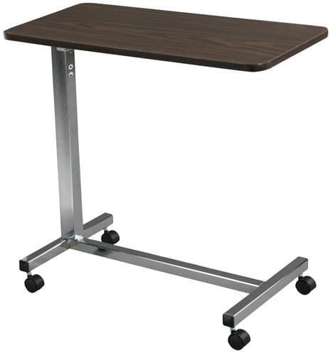 Drive Medical Non-Tilt Overbed Table - MedixSource