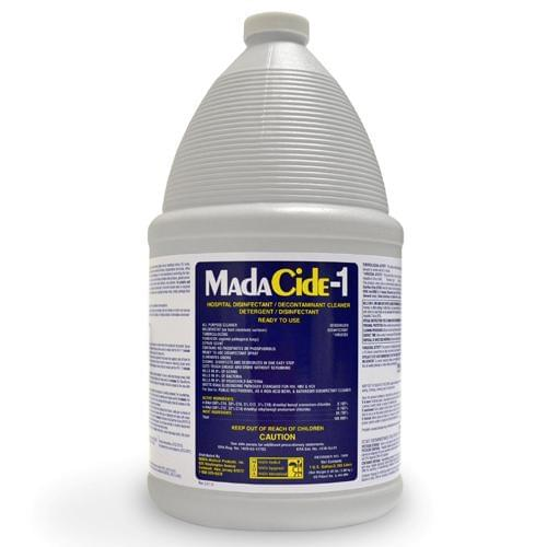 MadaCide -1 Gallon (Each) Cleaner & Disinfectant