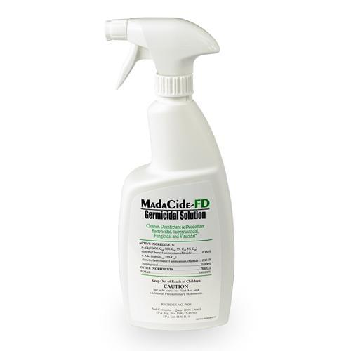 MadaCide FD Disinfectant 32 oz Spray Bottle