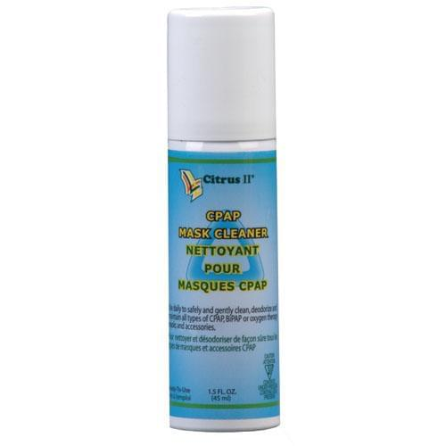 Citrus II CPAP Mask Cleaner Spray, 1.5oz (Ready to Use)