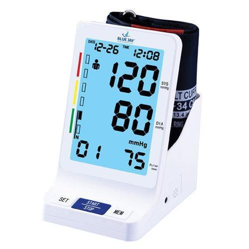 Perfect Measure Big Digit Talking Deluxe BP Monitor - MedixSource