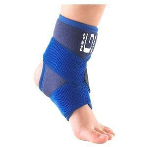 Neo G Kids Ankle Support, Unisex, with Figure Of Eight Strap, Universal - MedixSource