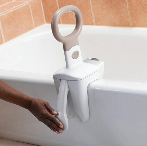 Moen Tub Grip, Secure Lock