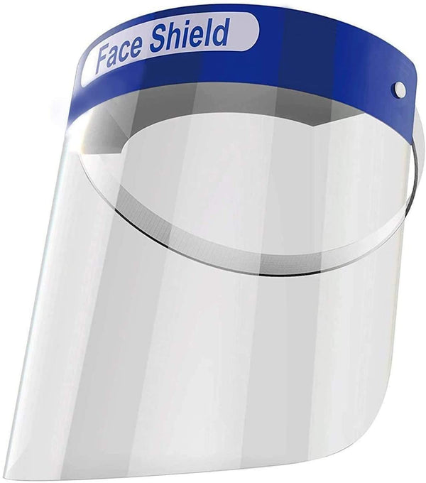 Protective Face Shields - 10/Box