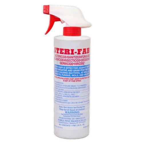 Steri-Fab Disinfectant Spray (Pint)