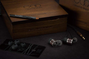 [Chord & Major] 7'13 Jazz Tonal Earphone