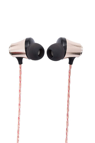 [Ampio] Hi-Res In-ear Dual Speaker Drivers Headphones