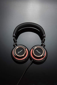 [Ampio] Hi-Res Over-ear Headphones with Titanium-Plated Diaphragm
