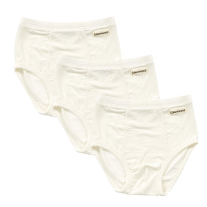 [Edenswear] Boy's Underwear for Sensitive Skin (3-pack)