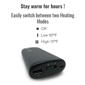 [Human Creations] EnergyFlux G3 Rechargeable Hand Warmer