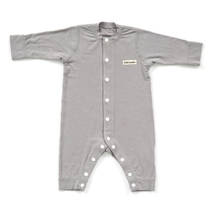 [Edenswear] Baby Unisex Zinc-Fiber Button-Down Rompers and Footies